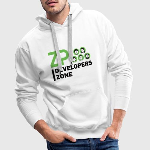 Developers zone - 01 - Men's Premium Hoodie