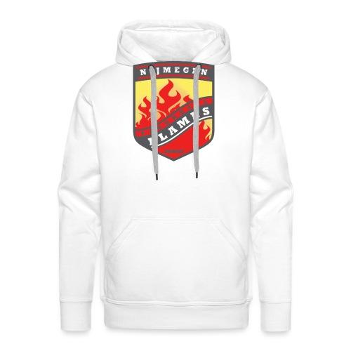 trainingsjack rood - Mannen Premium hoodie