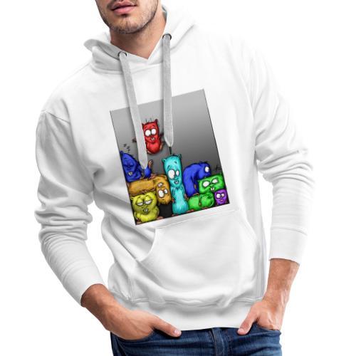 hamstris_farbe - Männer Premium Hoodie