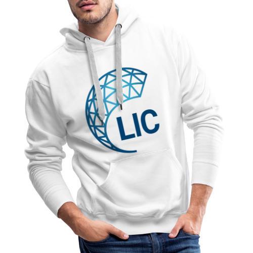 LIC - Sweat-shirt à capuche Premium pour hommes