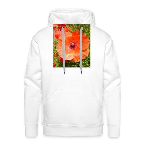 poppy - Men's Premium Hoodie