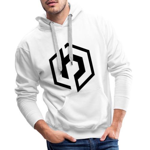 B-Design Futuristic - Men's Premium Hoodie