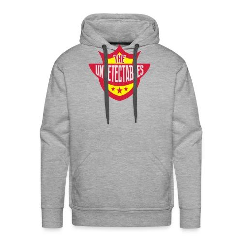Undetectables voorkant - Mannen Premium hoodie
