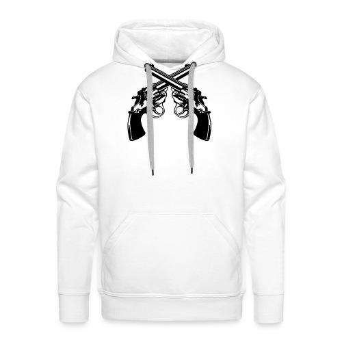 rev_vectorized_vectorized - Männer Premium Hoodie