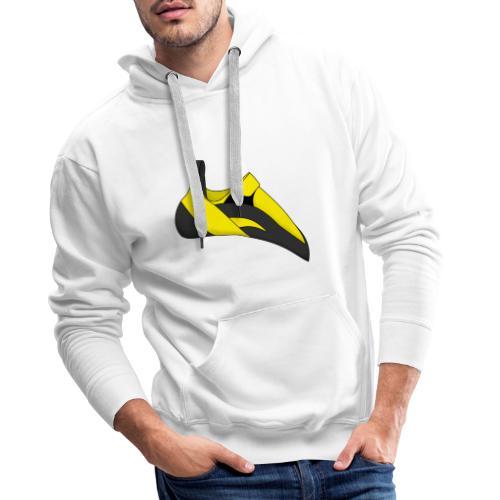 klimschoen - Mannen Premium hoodie