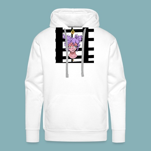 Mel xani t-shirt femme Doxie's creation - Sweat-shirt à capuche Premium pour hommes