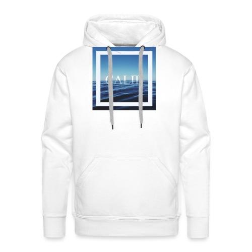 Calm Hipster T-Shirt - Männer Premium Hoodie