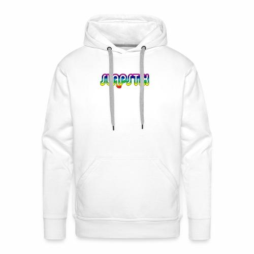slapstix logo - Men's Premium Hoodie