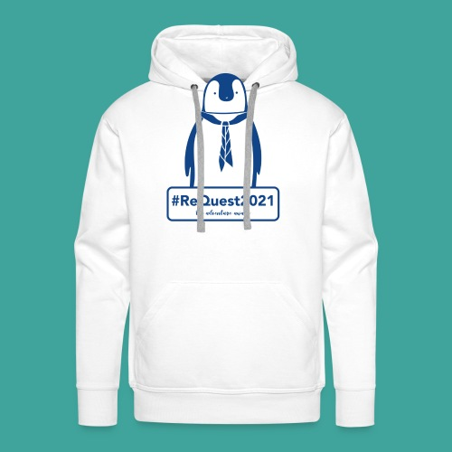 Kent Scouts #ReQuest2021 Antarctica Expedition - Men's Premium Hoodie