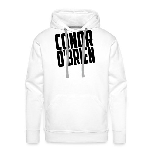 The Conor O'Brien Logo - Men's Premium Hoodie