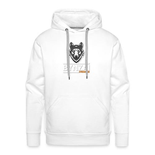 Casquette bynzai - Sweat-shirt à capuche Premium pour hommes