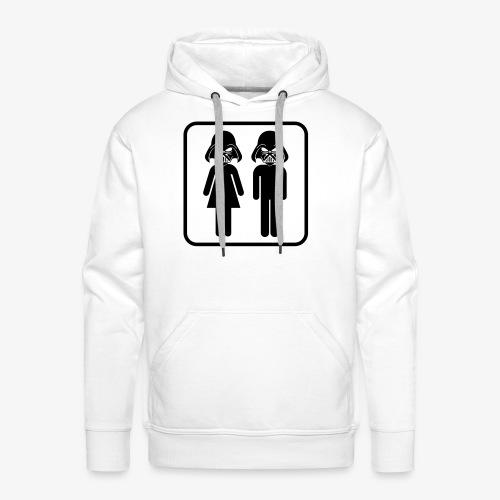 Dark Side Mother & Father - Männer Premium Hoodie