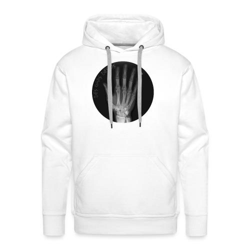 Des gars des os by JARL - Sweat-shirt à capuche Premium pour hommes