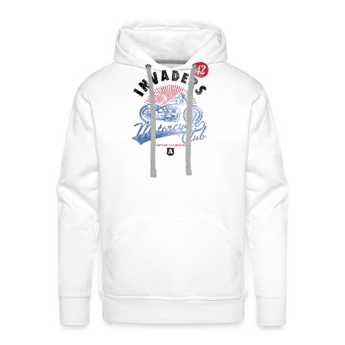 DownloadT-ShirtDesigns-com-2121724 Invaders - Men's Premium Hoodie