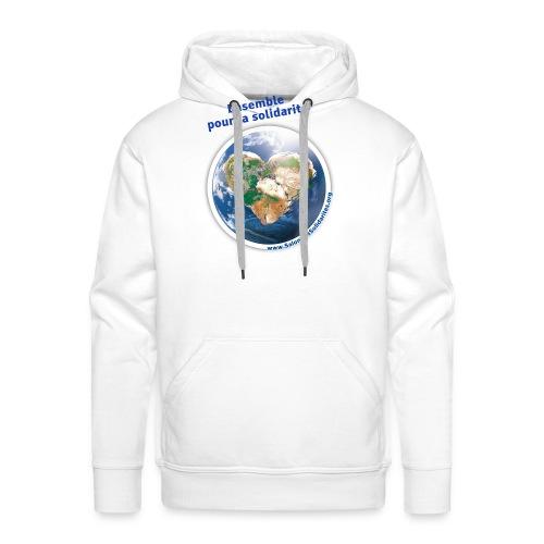 ensemble - Sweat-shirt à capuche Premium pour hommes