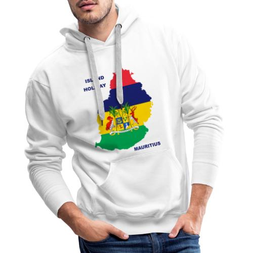 Mauritius Island Holiday - Männer Premium Hoodie
