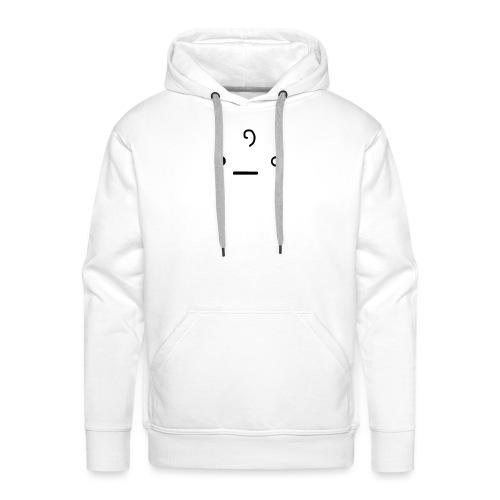 Eric - Sweat-shirt à capuche Premium pour hommes