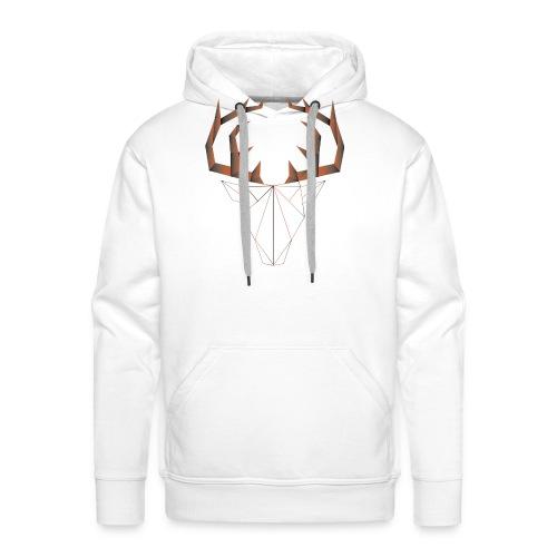 LOW ANIMALS POLY - Sweat-shirt à capuche Premium pour hommes
