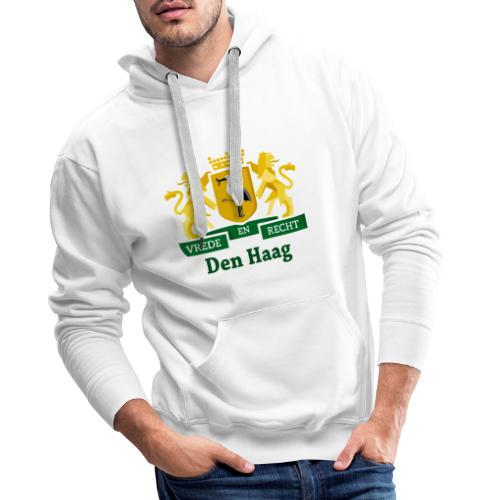 Den Haag - Sweat-shirt à capuche Premium pour hommes