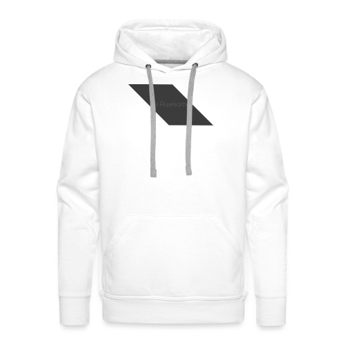 T-shirt Its Awesome - Mannen Premium hoodie