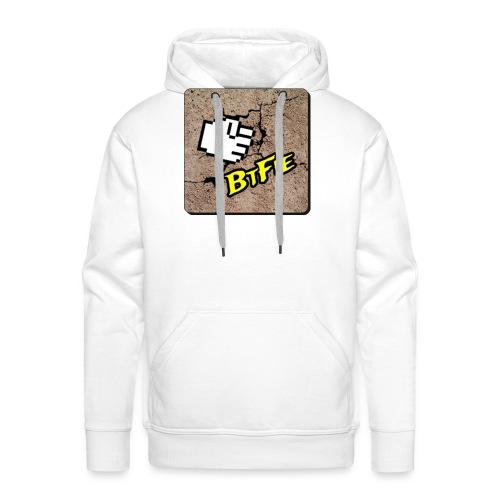 BrutalFissure Tee - Herre Premium hættetrøje