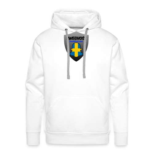 Sweghost t-shirt - Premiumluvtröja herr