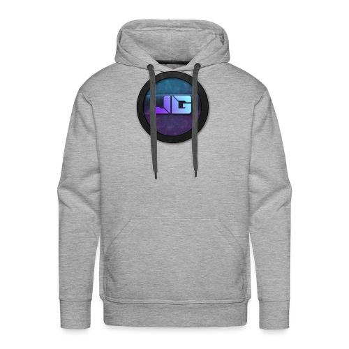 Telefoon hoesje 5/5S met logo - Mannen Premium hoodie