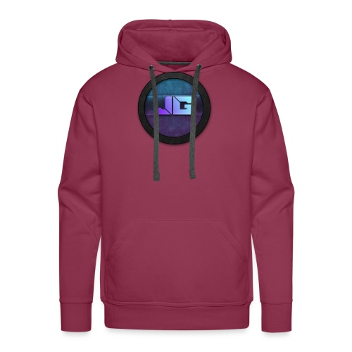 telefoon hoesje apple 5/5S - Mannen Premium hoodie