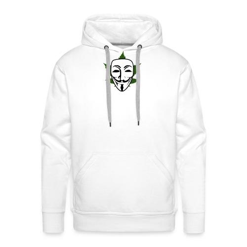 Anonymous - Mannen Premium hoodie
