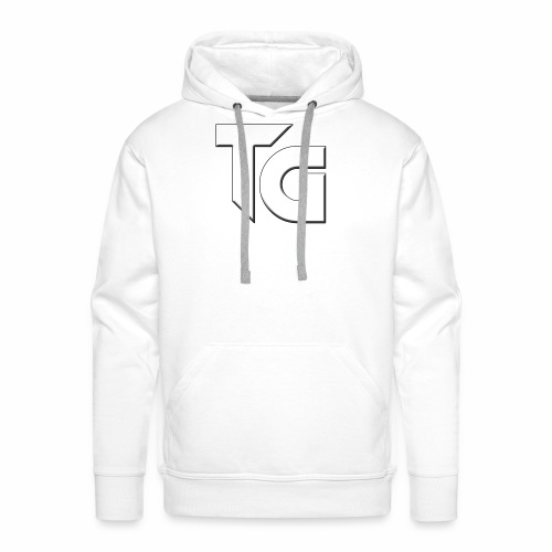TG mearch png - Mannen Premium hoodie