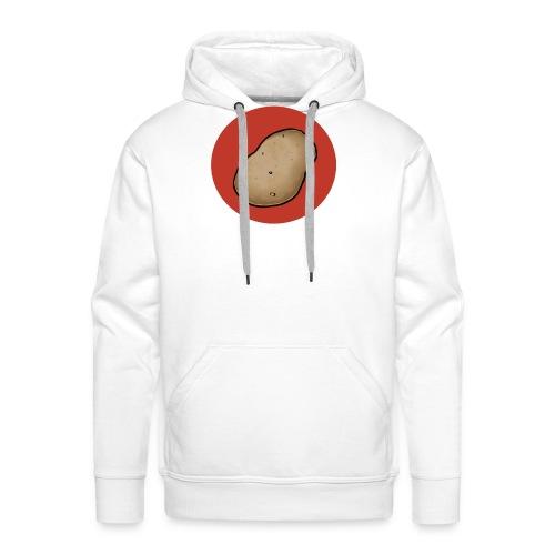 Team Patate - Sweat-shirt à capuche Premium pour hommes