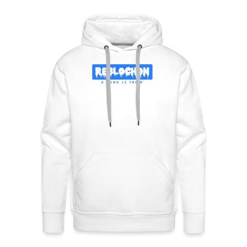 Reblochon - Sweat-shirt à capuche Premium pour hommes