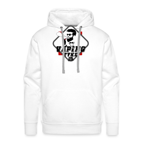 the Vaping tyke - Men's Premium Hoodie