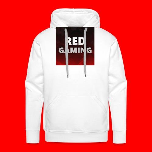 RED DESIGN - Men's Premium Hoodie