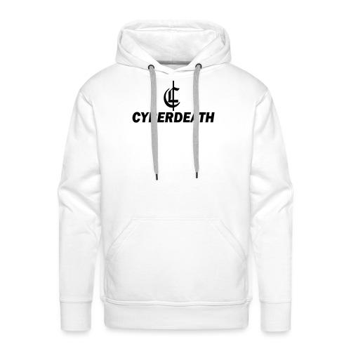 Cyberdeath Polo Tee - Männer Premium Hoodie