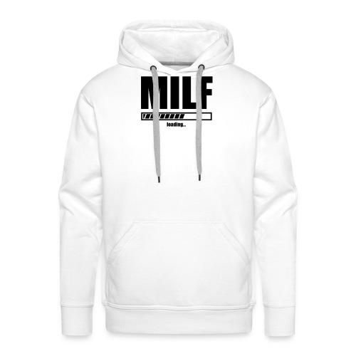 MILF Loading - Männer Premium Hoodie