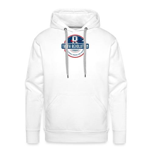 Truth Revolution Official Logo T-Shirt - Men's Premium Hoodie
