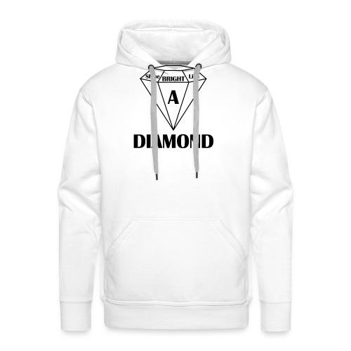 Shine bright like diamond - Männer Premium Hoodie