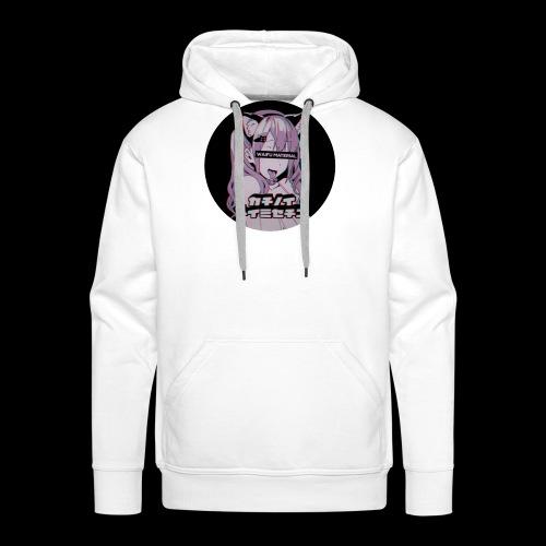 Waifu Material - Männer Premium Hoodie