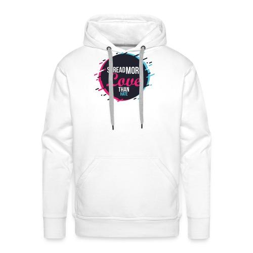Spreadlove - Sweat-shirt à capuche Premium pour hommes