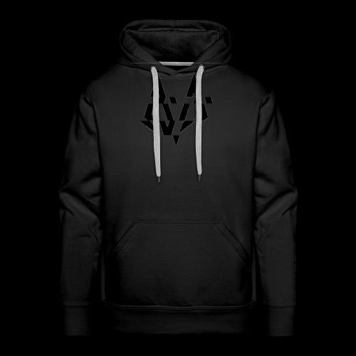 Glitchy - Sweat-shirt à capuche Premium pour hommes