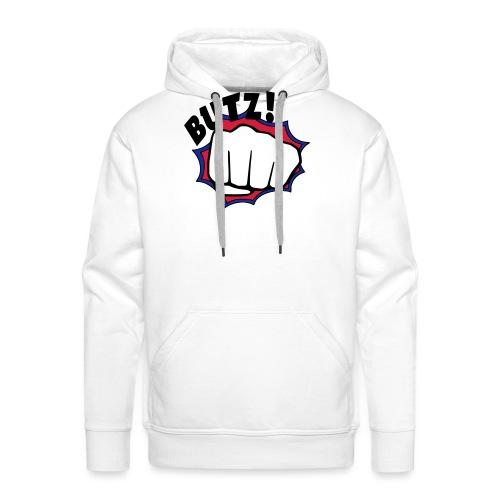 Männer-shirt ''BUTZ''-by color-swap - Männer Premium Hoodie