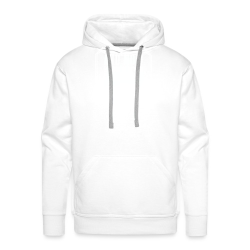 And now his watch is ended... - Men's Premium Hoodie