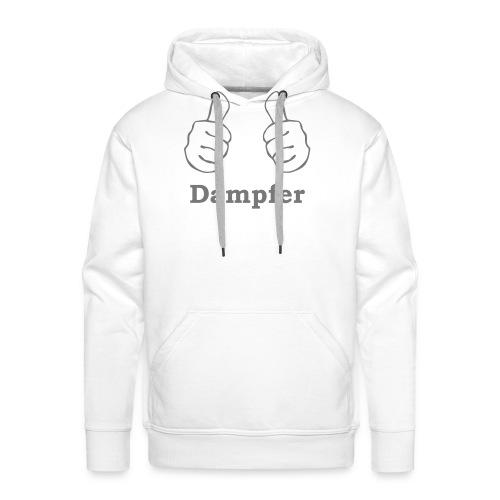 thumbs up Dampfen - Männer Premium Hoodie