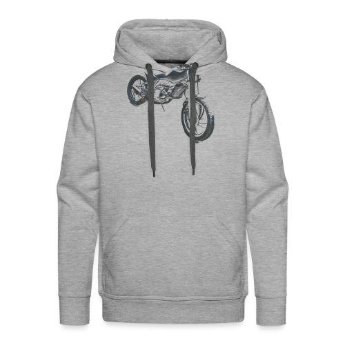 bike (Vio) - Men's Premium Hoodie
