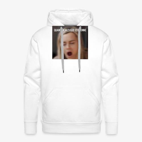 PIPERQLM - Sweat-shirt à capuche Premium pour hommes