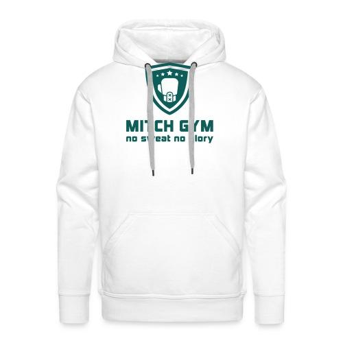 Logo_Mitch_Gym edit - Mannen Premium hoodie