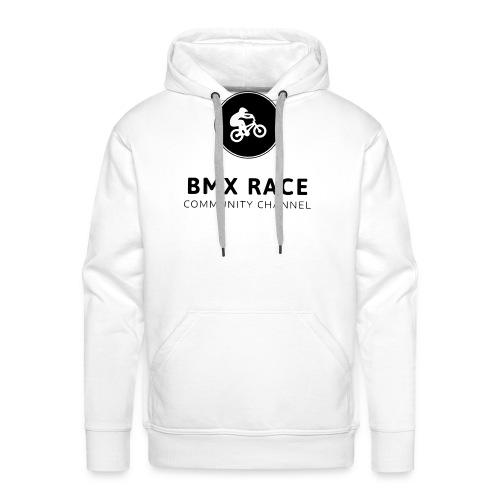 bmxlogo - Men's Premium Hoodie