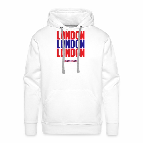 Shop London Hoodie, Sweatshirt Souvenir T-shirts - Men's Premium Hoodie