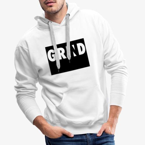 Grindmen - Men's Premium Hoodie